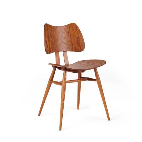 As shown: Originals Butterfly Chair Matt Clear.