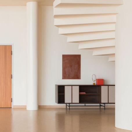 Canvas Large Cabinet