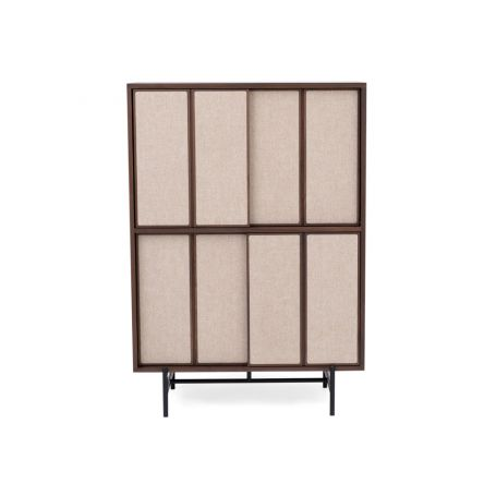 Canvas Cabinet Tall