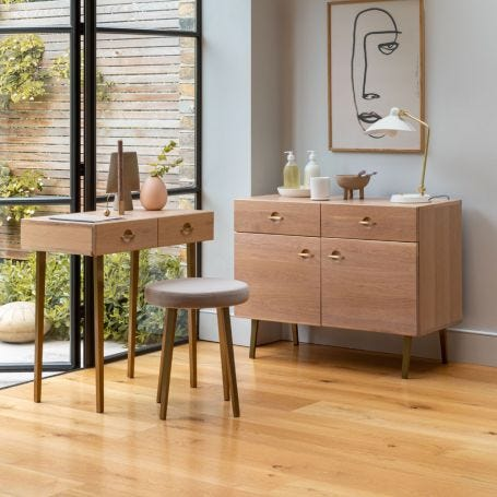 Crawford Dressing Table or Desk
