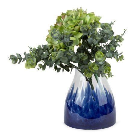 Dapple Glass Vase