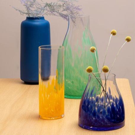 Dapple Candle Holder or Vase