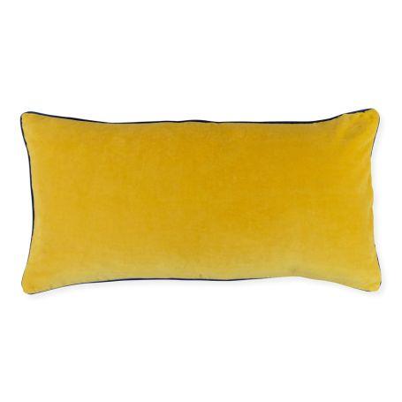 Diyetati Lumbar Velvet Cushion 40 x 80cm