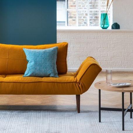 Duo Reversible Velvet Cushion