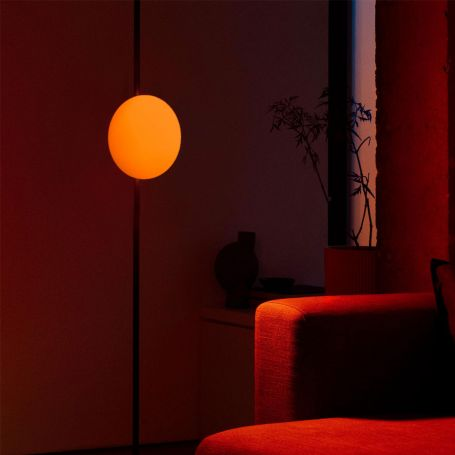 Dawn to Dusk Floor Lamp