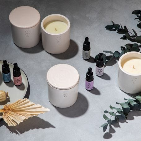 Inspire Aromatherapy Essential Oil