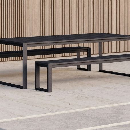 Eos Communal Outdoor Dining Table