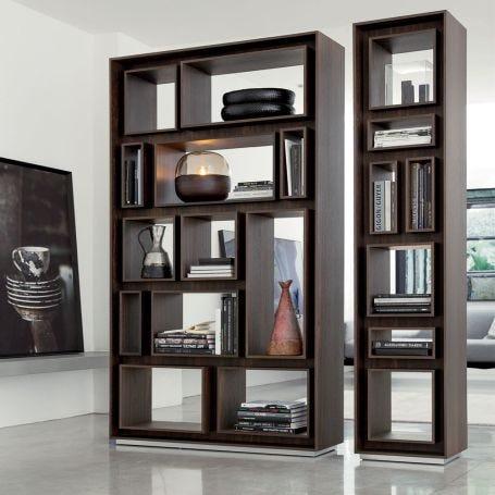 First Bookcase Walnut
