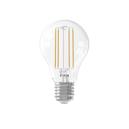GLS Filament Bulb 8W E27 Clear LED