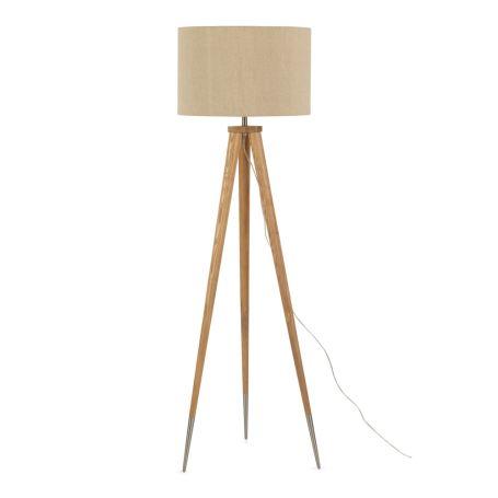 Hawkins Tripod Floor Lamp with Shade
