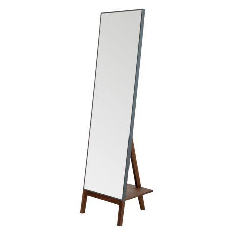 Lars Mirror Grey