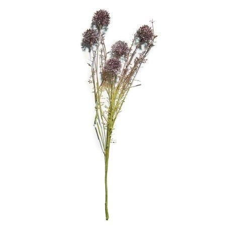 Melaleuca Purple Faux Flower