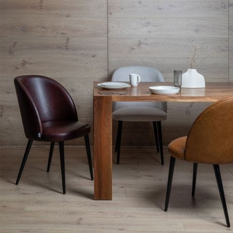 Austen Leather Dining Chair