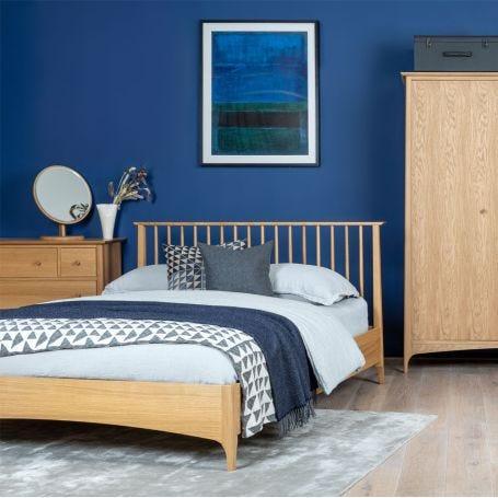 Blythe Oak Bed