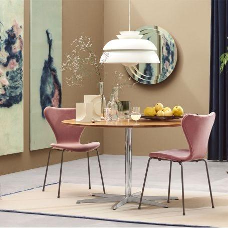 Series 7 Chair Upholstered Velvet