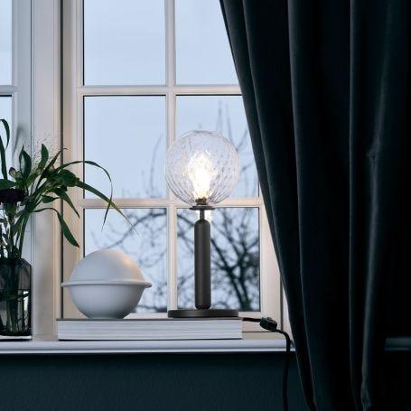 Miira Table Lamp Rock Grey