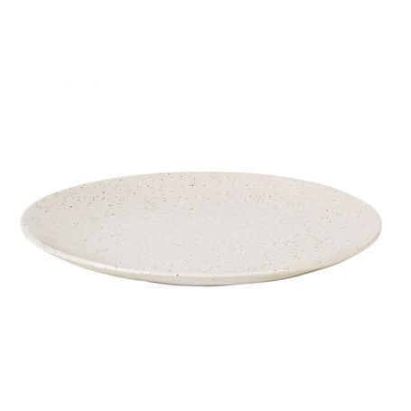 Nordic Vanilla Dinner Plate