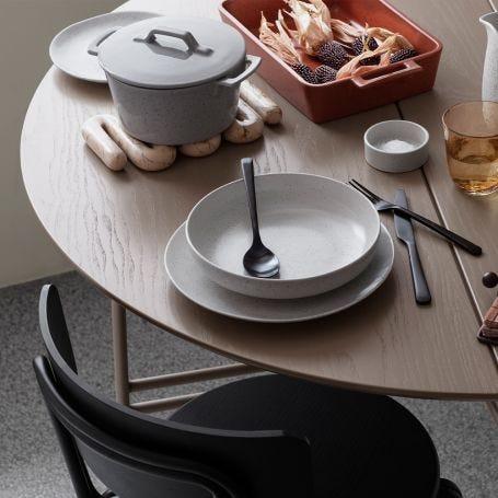 Nordic Vanilla Pasta Bowl