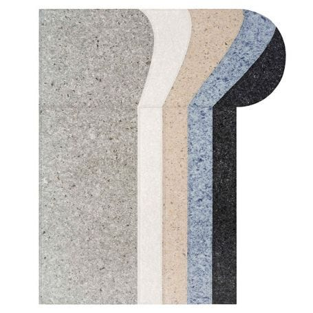 Nuances Rug Rounded Volcano 250 x 300cm