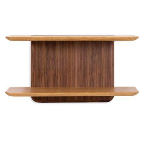 Unity Double Shelf