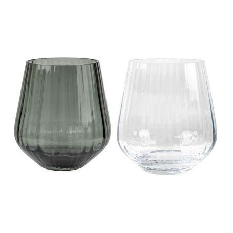 Optic Vase Small