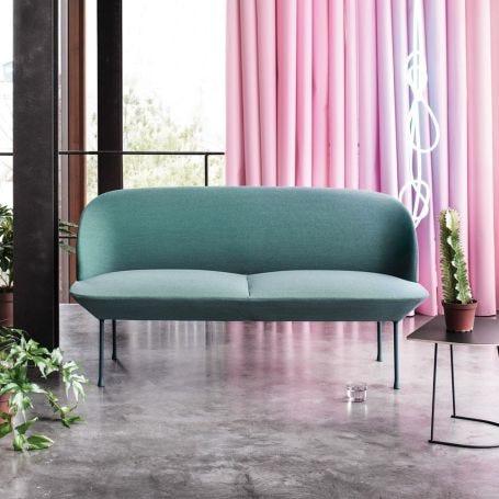 Oslo 2-Seater Sofa