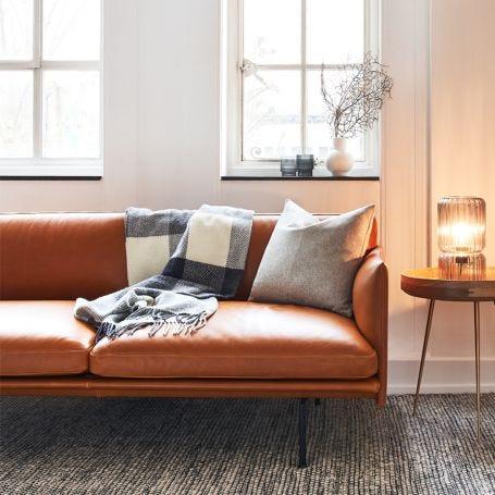 Outline Corner Chaise Sofa Left Hand Facing