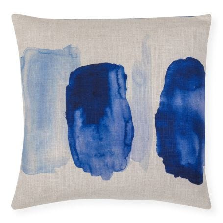 Painterly Cushion
