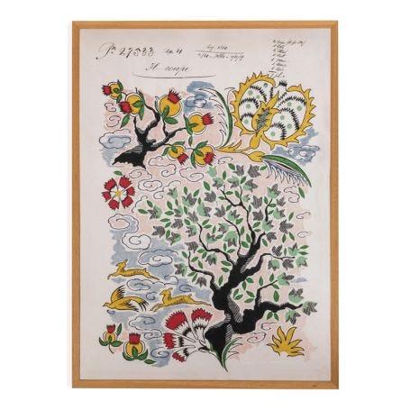 Eden Print by Print Sisters