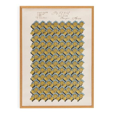 Opium Rhythm Print by Print Sisters