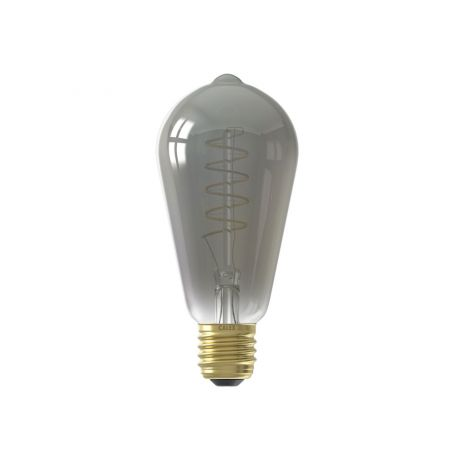Rustic Bulb Grey 4W E27