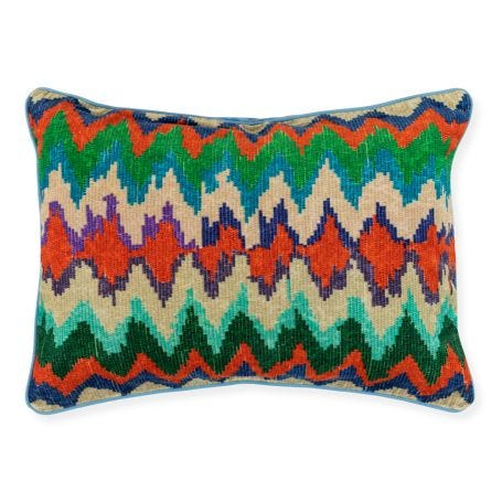 Sapo Rectangle Velvet Cushion 40 x 55cm