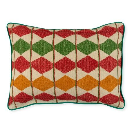 Sapowaydidi Rectangle Linen Cushion 55 x 60cm