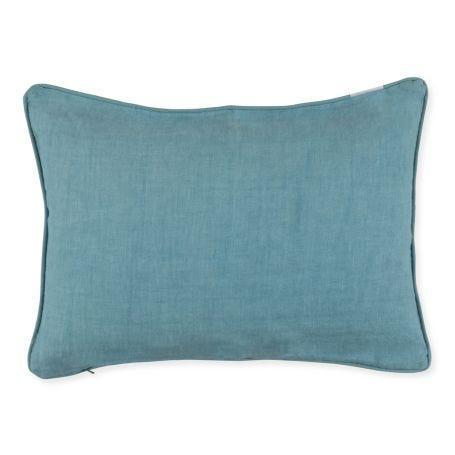 Sapowaynay Rectangle Linen Cushion 40 x 55cm
