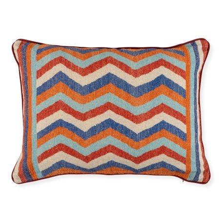 Sapowaytati Rectangle Linen Cushion