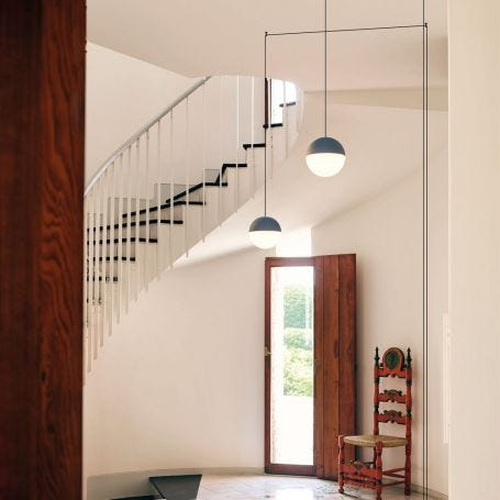 String Light Sphere Bluetooth Casambi