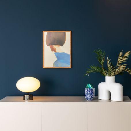 The Blue Cape 30 x 40cm
