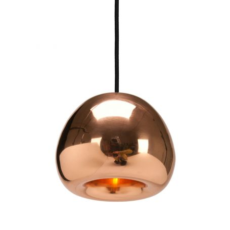 Void LED Mini Pendant Light Copper