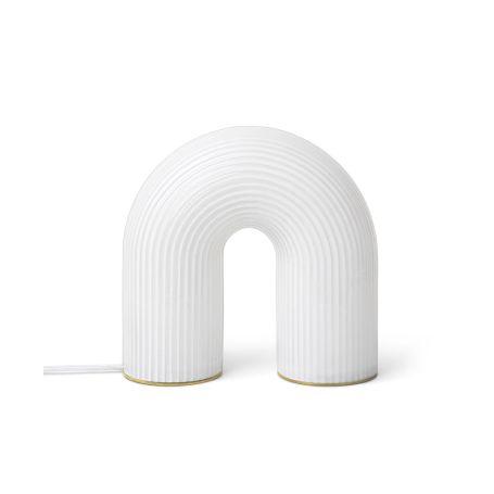 Vuelta Table Lamp White