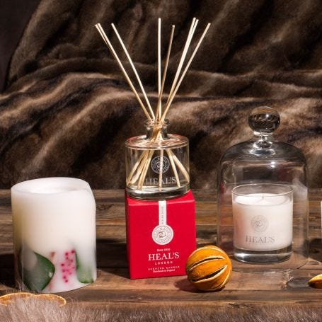 Winter Spice Natural Reed Diffuser