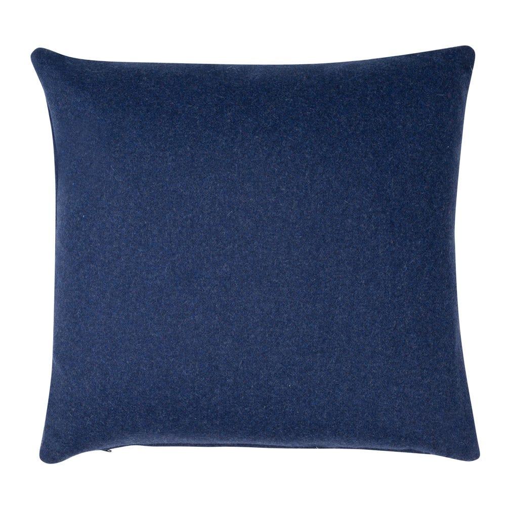 Heal's Islington Cushion Navy 45 x 45cm