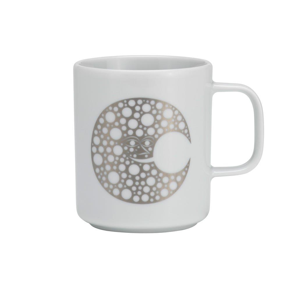 Vitra Coffee Mug Moon Silver