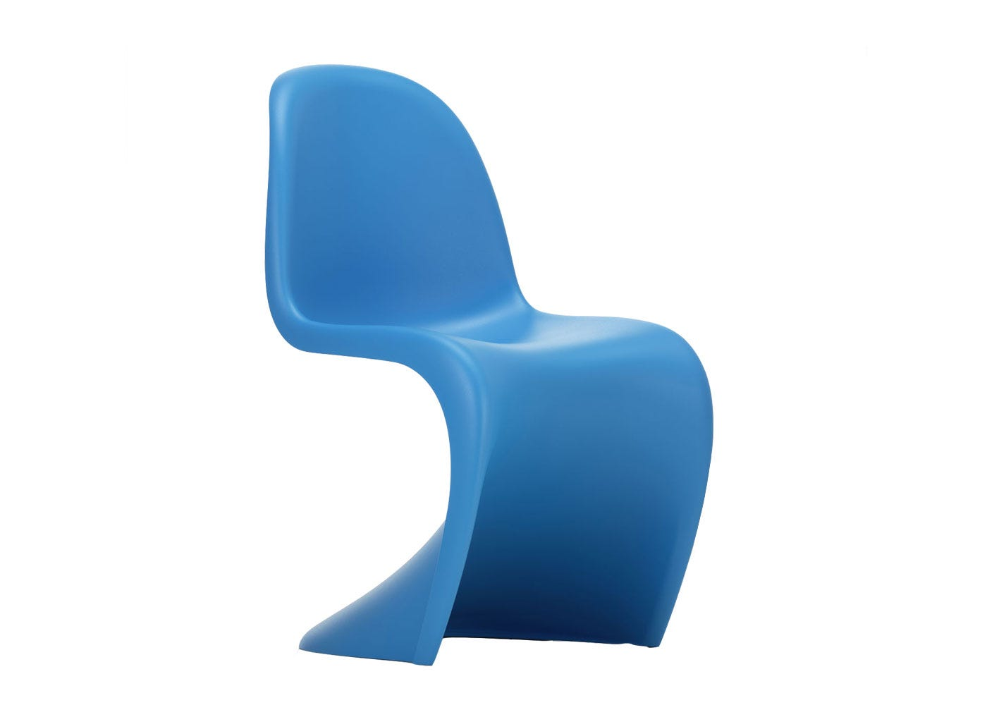 Vitra Panton Chair Glacier Blue New Height