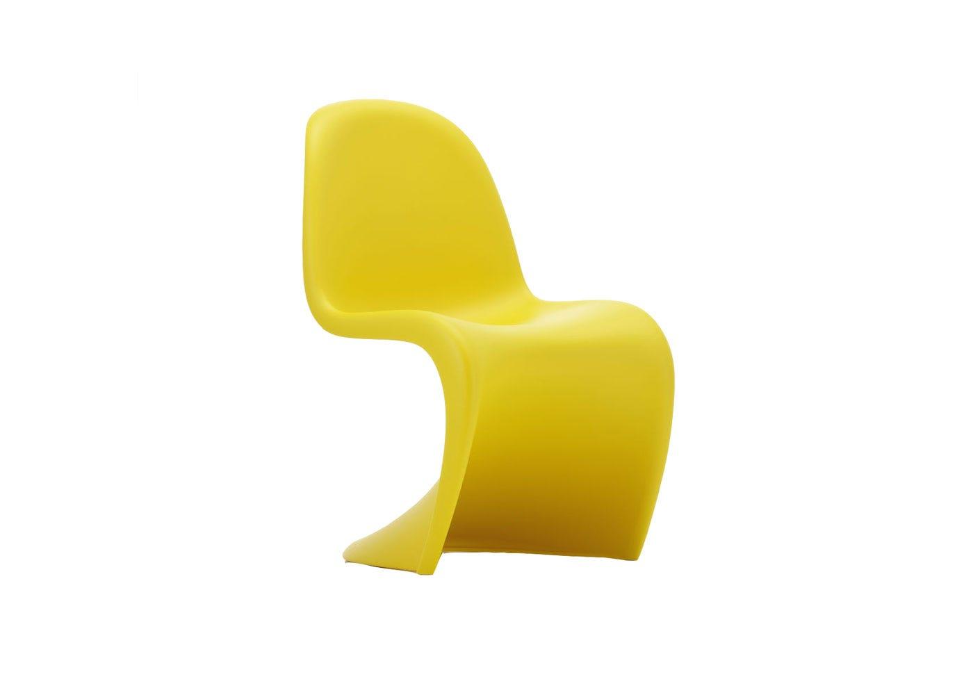Vitra Panton Junior Chair Golden Yellow