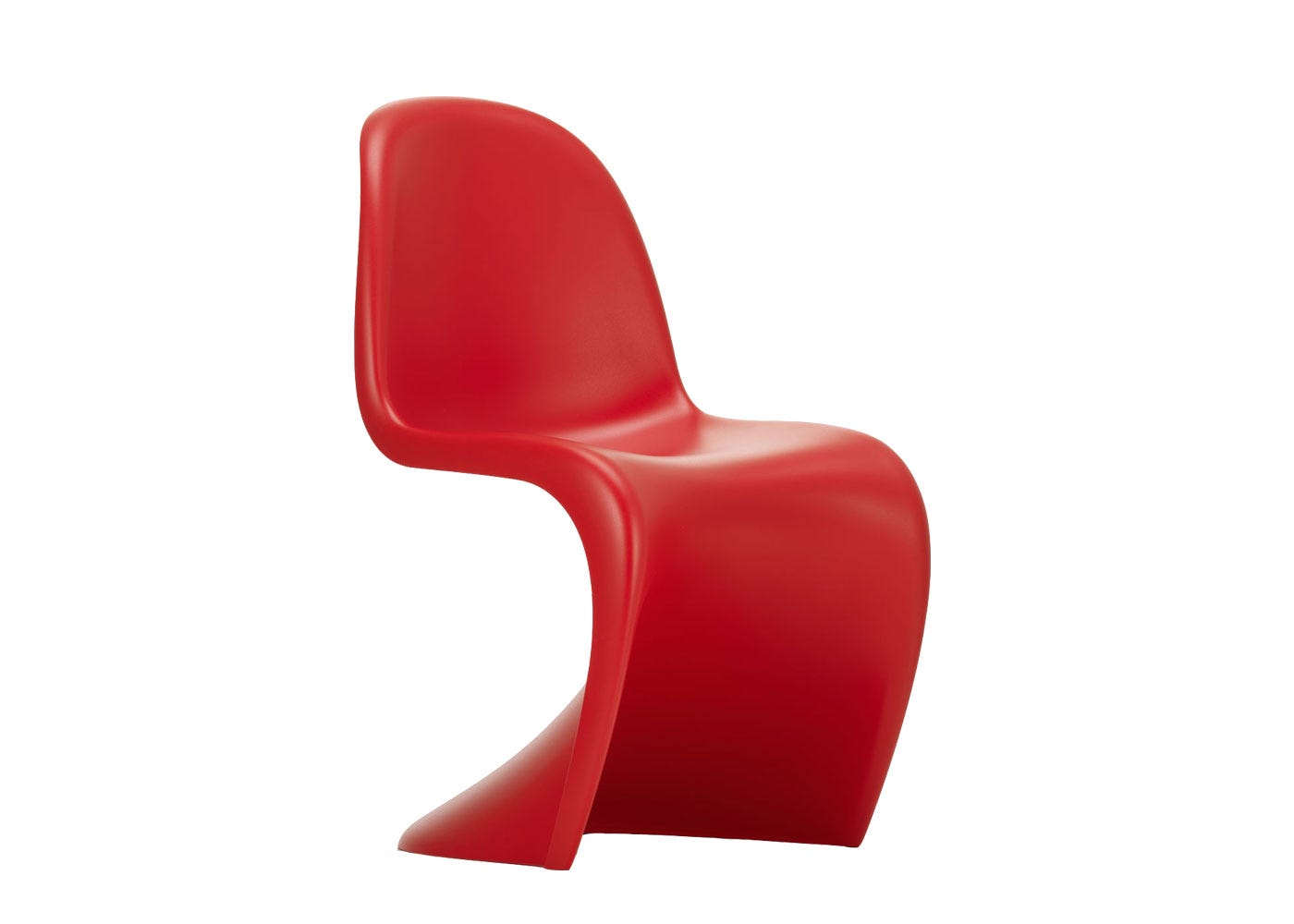 Vitra Panton Chair Classic Red New Height