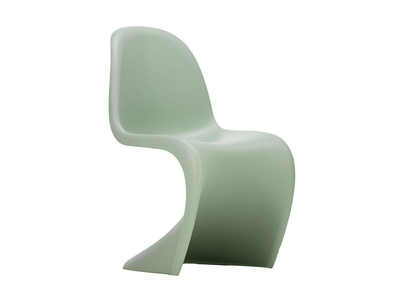 Vitra Panton Chair Soft Mint New Height