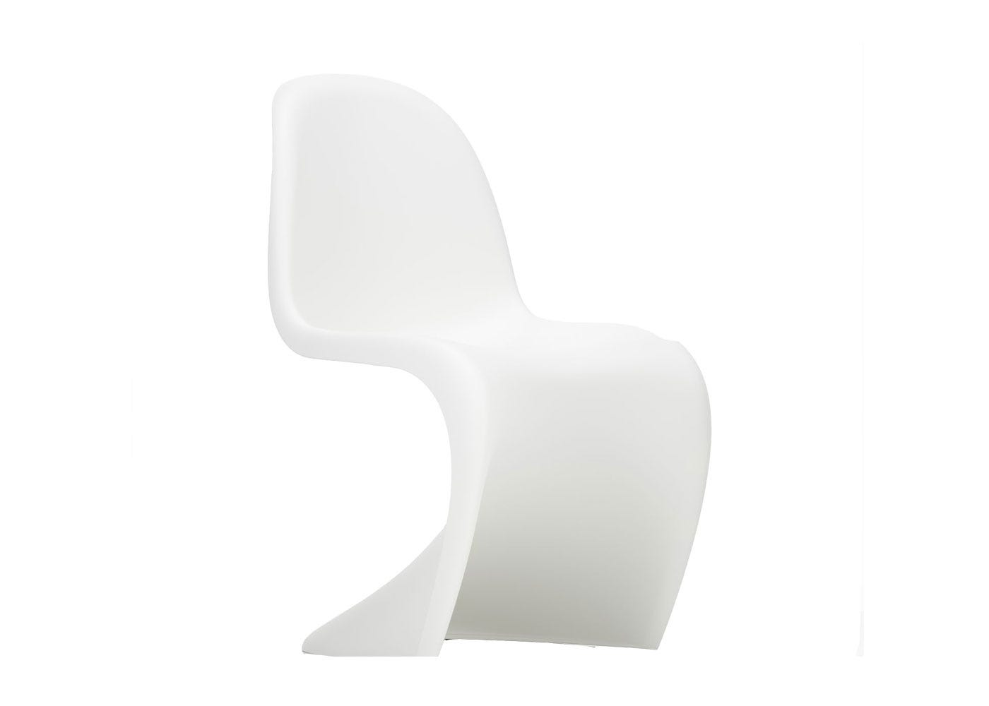 Vitra Panton Chair White New Height