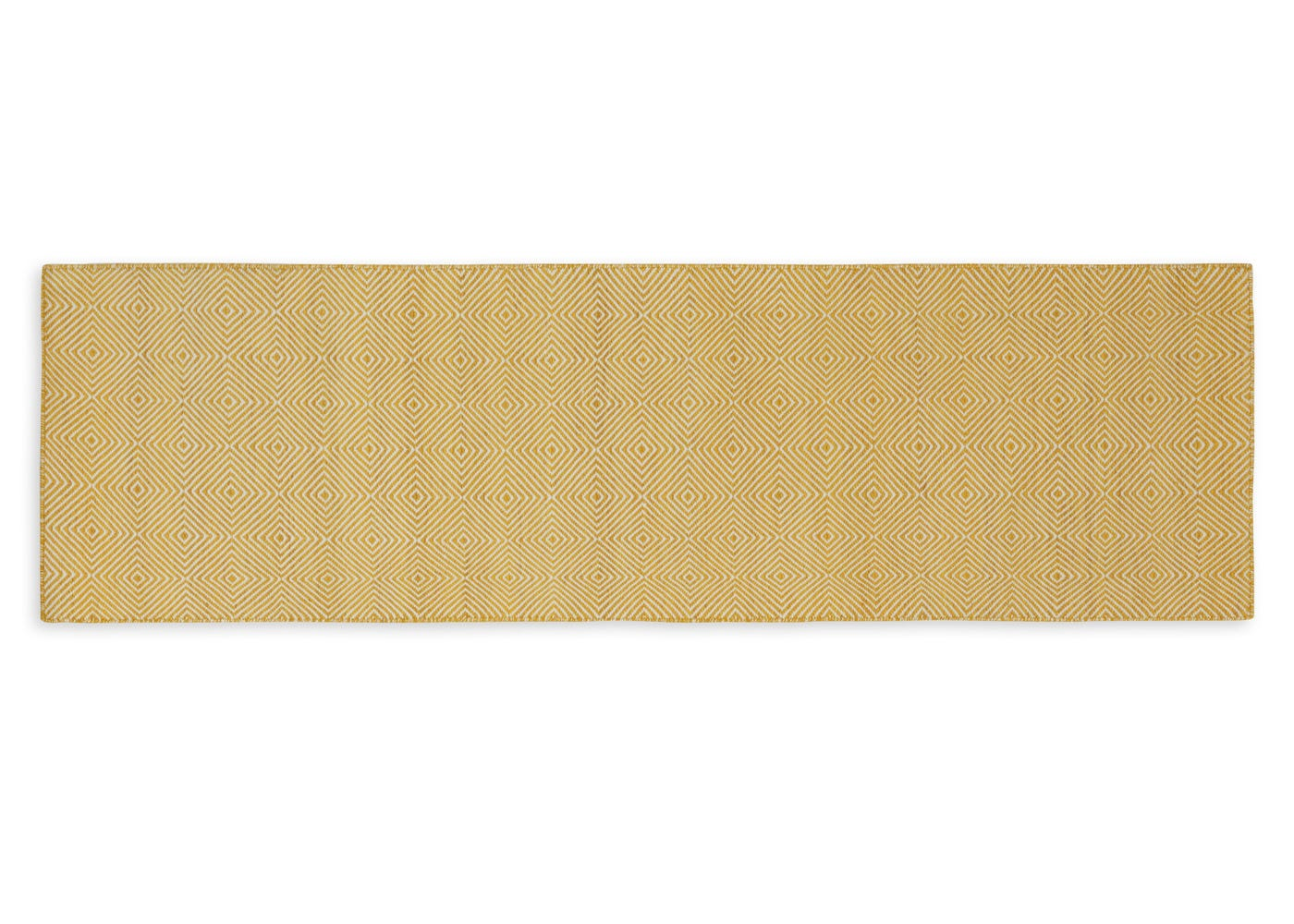 Heal's Romilly Recycled Runner Yellow 70 x 230cm
