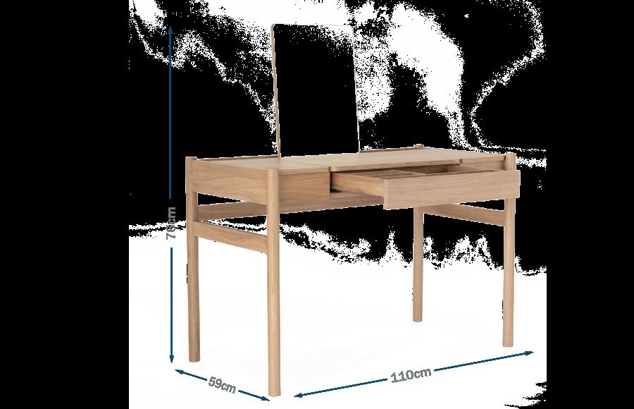 Pala dressing table