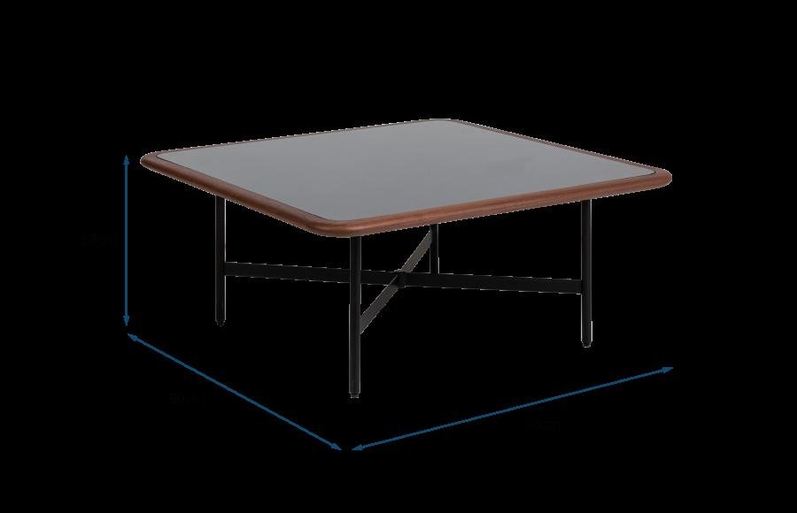 Emerson Square Coffee Table